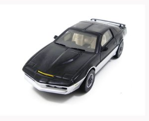 1982 PONTIAC FIREBIRD TRANS AM K.A.R.R. KNIGHT RIDER (SUPER MAQUINA) 1/43 HOT WHEELS ELITE BCT87
