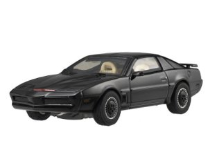 1982 PONTIAC FIREBIRD TRANS AM K.I.T.T. KNIGHT RIDER (SUPER MAQUINA) 1/43 HOT WHEELS ELITE X5492