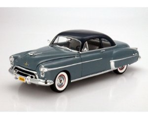 1950 OLDSMOBILE ROCKET 88 ANO GREASE 1/18 AUTO WORLD AWSS103/06