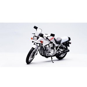 MOTO SUZUKI GSX 1100S KATANA PRATA 1/12 AUTO ART 12151