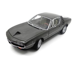1970 ALFA ROMEO MONTREAL DARK BROWN 1/18 AUTO ART 70173