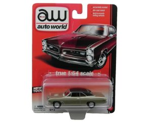 1967 BUICK GRAN SPORT 1/64 AUTO WORLD AW64001A