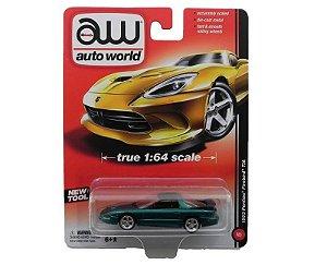 1993 Pontiac Firebird T/A 1/64 Auto World Aw64011A