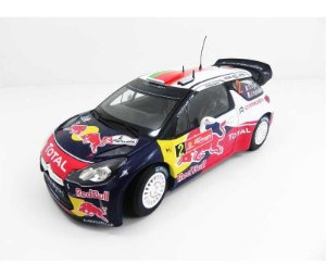 2011 CITROEN DS3 WRC RALLY 1/18 NOREV 181556