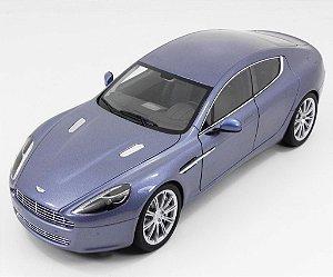 Aston Martin Rapide Azul 1/18 Auto Art 70218