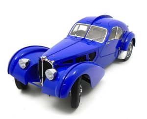 1938 BUGATTI 57SC ATLANTIC 1/18 AUTO ART 70943