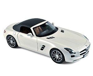 2011 Mercedes-Benz Sls Amg Roadster 1/18 Norev 183491