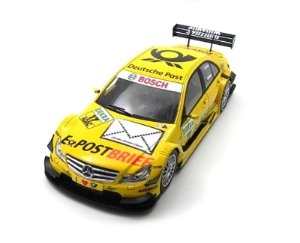 2011 MERCEDES-BENZ C-CLASS #17 DTM SALZGITTER DAVID COULTHARD 1/18 NOREV 183581