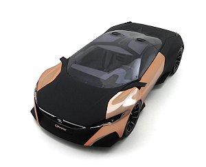 2012 SALON DE PARIS PEUGEOT CONCEPT CAR ONYX  1/18 NOREV 184861