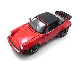 2010 PORSCHE 911 TURBO 3.3 TARGA 1/18 NOREV 187546