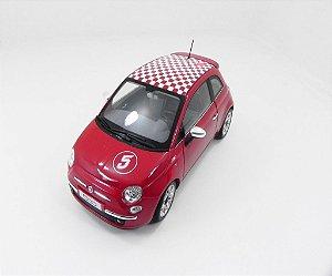 2007 FIAT 500 SPORT 1/18 NOREV 187728