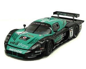 2010 MASERATI MC12 FIA GT1 CHAMPIONSHIP WINNER M.BARTELS/A.BERTOLINI #1 1/18 AUTO ART 81035
