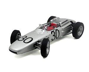1962 PORSCHE 804 FORMULA 1 #30 WINNER DAN GURNEY GRAND PRIX DE FRANCE (ROUEN) 1/18 AUTO ART 86271