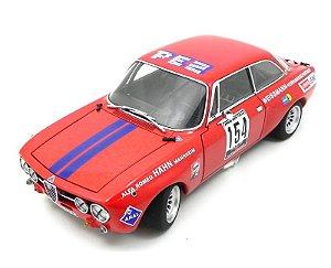 1971 ALFA ROMEO GT AM SPA BETZLER #154 1/18 AUTO ART 87104