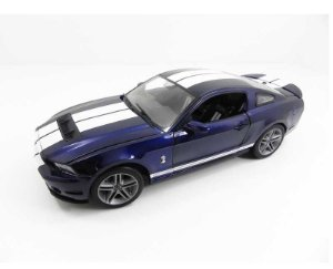 2010 FORD MUSTANG SHELBY GT500 1/18 GREENLIGHT 12824