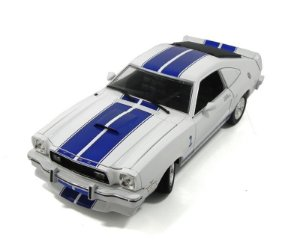 1976 FORD MUSTANG CHARLIE´S ANGELS (AS PANTERAS) 1/18 GREENLIGHT 12880