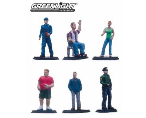 Muscle People Pack Series 1 1/64 Greenlight 13067
