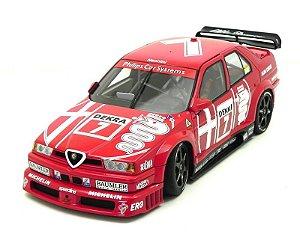 1993 ALFA ROMEO 155 V6 TI DTM NANNINI #7 HOCKENIHEIM WINNER 1/18 AUTO ART 89304