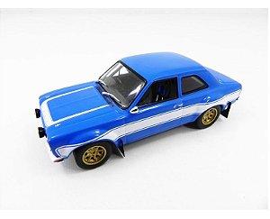 1974 FORD ESCORT RS2000 MK1 BRIAN OCONNER VELOZES E FURIOSOS 6 1/43 GRE 86222