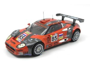 2007 SPYKER C8 SPYDER GT2R #85 A. BELICCHI - A. CHIESA - A. CAFFI LE MANS 1/43 LMM225P