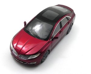 2013 LINCOLN MKZ 1/43 LUXURY
