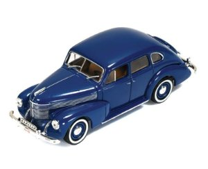 1950 OPEL KAPITAN 4-DOOR SEDAN (SECOND GENERATION) 1/43 MUS050