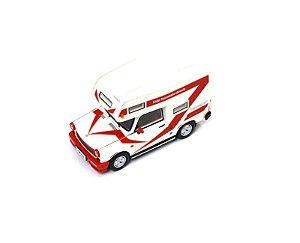 1980 TRABANT 601 WOHNMOBIL 1/43 IST MODELS 189R