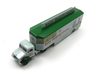 BEDFORD OX BOOKING OFFICE BILLY SMARTS 1/76 OXFORD 76BD013