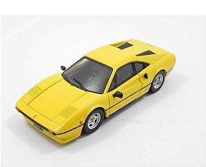 FERRARI 308 GTB GIALO 1/43 MODEL BEST M4 9203