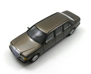 MERCEDES-BENZ W124 LONG BROWN 1/43 NEO 44306
