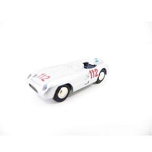 1955 MERCEDES BENZ 300 SLR 112 TARGA FLORIO 1/87 BUB 08252