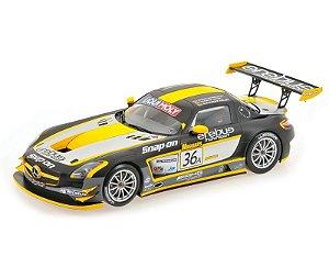 MERCEDES-BENZ SLS AMG GT3 SCHNEIDER/JAGER/ROLOFF WINNERS BATHURST 12 HOURS 2013 1/18 151133136
