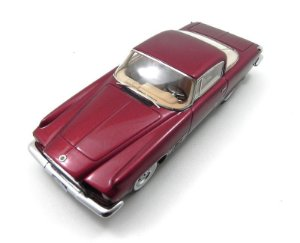 1960 CHRYSLER DUAL GHIA L6.4 HARDTOP COUPE 1/43 NEO 45418