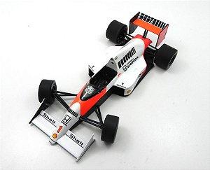Ayrton Senna Mclaren Mp4/5 1989 World Champion 1/18 Minichamps  540891801