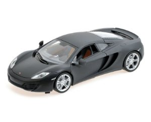 2011 MCLAREN MP4-12C 1/18 MINICHAMPS 110133024