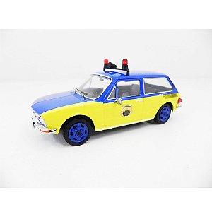 1975 Volkswagen Brasilia Policia Rodoviária Federal 1/43 Premiumx 237