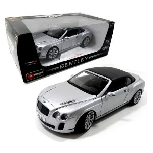 Bentley Continental 1/18 Bburago 11037