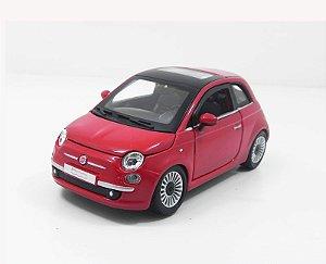 2007 FIAT 500 1/24 BBURAGO 22106