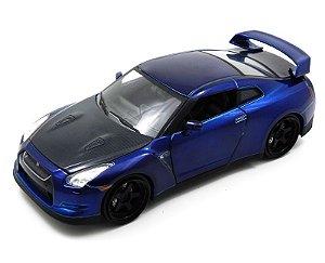 Nissan Skyline Gt-R R35 Brian Oconner Furious 7 Velozes E Furiosos 1/24 Jada Toys 97036