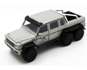 Mercedes-Benz G63 Amg 6X6 Jurassic World 1/24 Jada Toys 97080