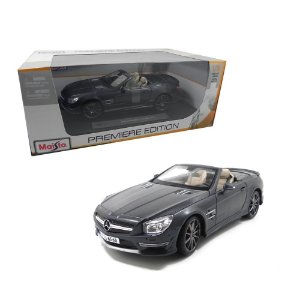 MERCEDES BENZ SL65 45TH ANNIVERSARY 1/18 MAISTO 36198