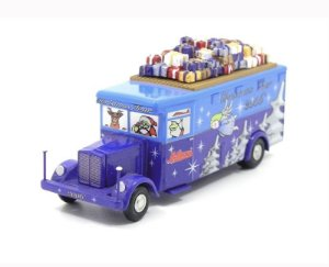 AUTO UNION RACE TRANSPORTER BUSSING NAG CHRISTMAS PICCOLO 1/64 SCHUCO 01623