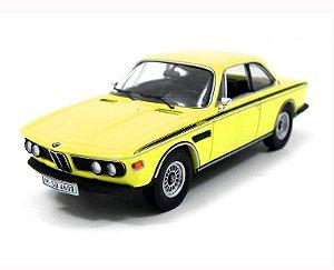 BMW 3.0 CSI GELB 1/43 SCHUCO 02195