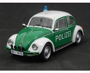 VOLKSWAGEN KAEFER FUSCA 1200 POLIZEI 1/43 SCHUCO 03862