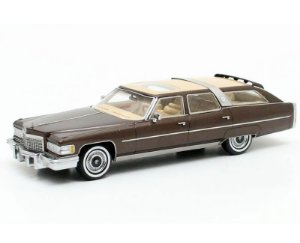 1976 CADILLAC FLEETWOOD BROUGHAM CASTILLIAN WAGON 1/43 MATRIX MX20301-311