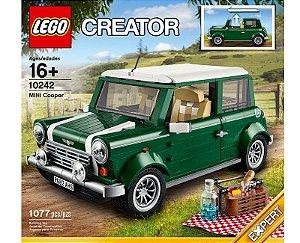 LEGO CREATOR MINI COOPER NIVEL EXPERT 1077 PEÇAS LEGO 10242