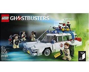 Cadillac Ecto-1 Os Caça Fantasmas Ghostbusters Lego21108