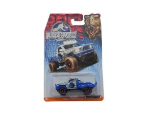 ROCK SHOCKER JURASSIC WORLD 1/64 MATCHBOX DFT58-0910