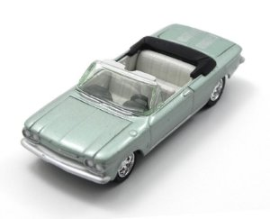 1963 Chevy Corvair 1/64 Johnny Lightning