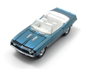 1969 Chevy Camaro Ss Chevy Corvair 1/64 Johnny Lightning